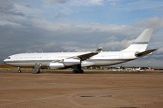 A340-300 - Private Jet Charter