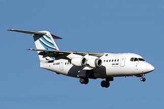 BA146-100/Avro RJ70 - Private Jet Charter