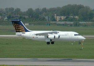 BA146-200 / Avro RJ85 - Private Jet Charter