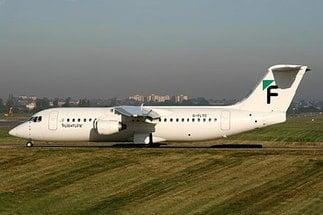 BA146-300 / Avro RJ100 - Private Jet Charter