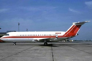 BAC 1-11 - Private Jet Charter