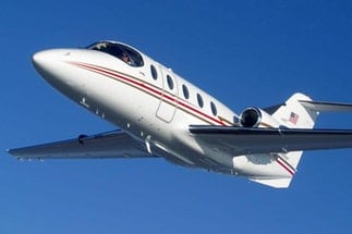 Beechjet 400 - Private Jet Charter