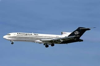 Boeing 727-200 - Private Jet Charter