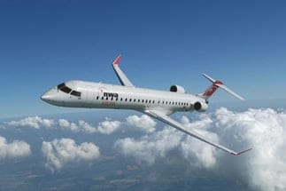 Canadair Regional Jet CRJ900 - Private Jet Charter