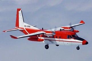 CASA C-212 - Private Jet Charter