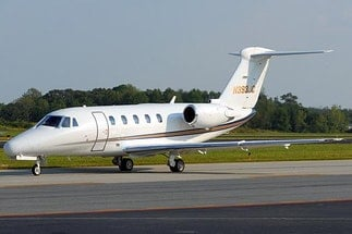Citation VII / IISP / S - Private Jet Charter