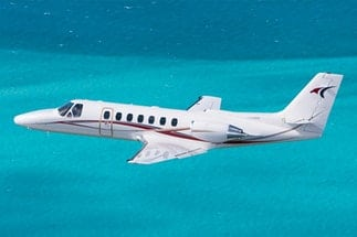 Citation Ultra - Private Jet Charter
