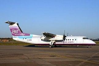 De Havilland DHC-8 300 - Private Jet Charter