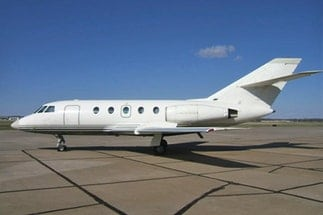 Falcon 20 / 200 - Private Jet Charter