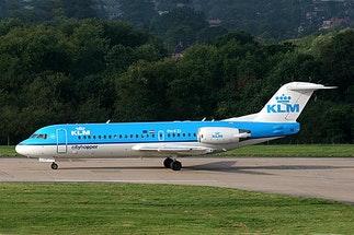 Fokker F70 - Private Jet Charter