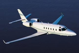 G100/150 Astra - Private Jet Charter
