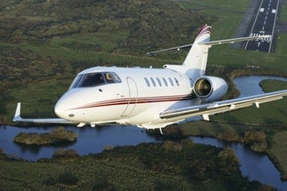 Hawker 900/900XP - Private Jet Charter