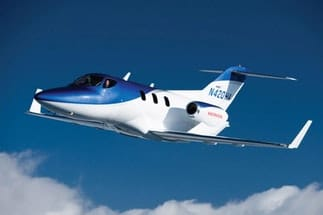 HondaJet HA-420 - Private Jet Charter