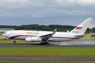 Ilyushin IL96 - Private Jet Charter