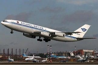Ilyushin IL86 - Private Jet Charter