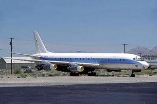 McDonnell Douglas DC8 - Private Jet Charter