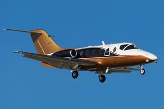 Nextant 400XT/Xti - Private Jet Charter