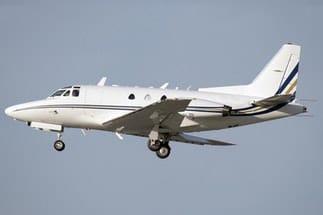 Sabreliner 40 - Private Jet Charter