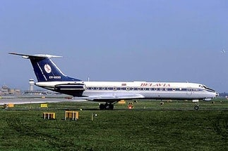 Tu134 - Private Jet Charter