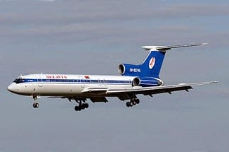 Tu154 - Private Jet Charter