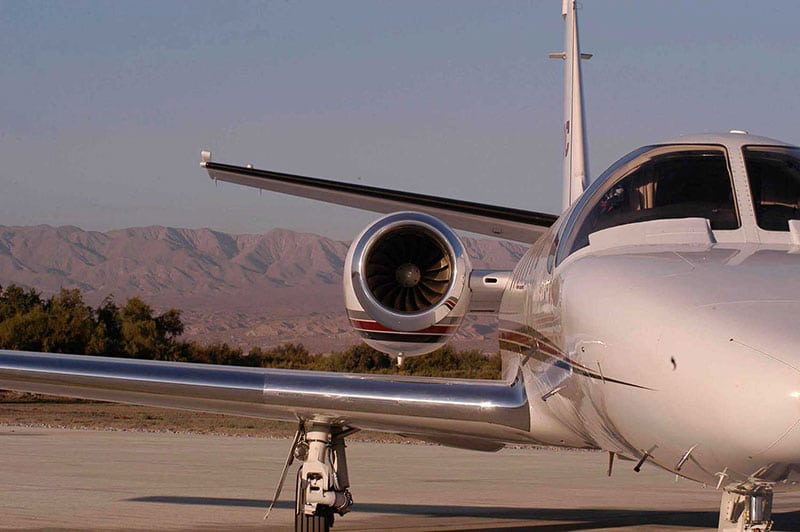Private Jet Charter in the UK