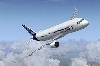 A320 - Private Jet Charter