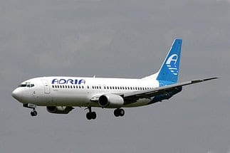 Boeing 737-400 - Private Jet Charter