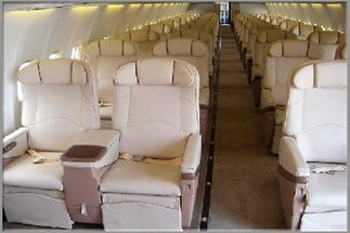Boeing 757-200 - Private Jet Charter