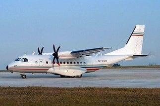 CASA CN-235 - Private Jet Charter