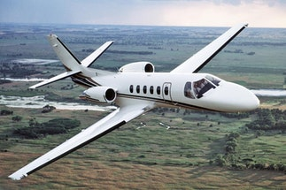 Cessna C550 Citation II / IISP / S - Private Jet Charter