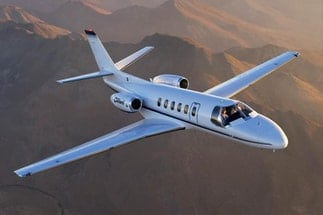 Cessna C550 Citation Bravo - Private Jet Charter