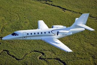 Citation Sovereign - Private Jet Charter