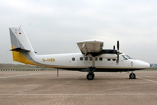 De Havilland DHC-6 Twin Otter - Private Jet Charter