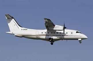 Dornier 328 - Private Jet Charter