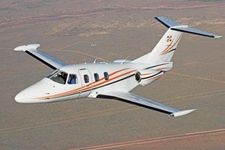 Eclipse 500 - Private Jet Charter