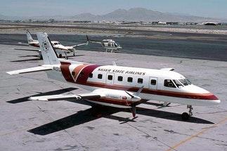 EMB 110 Bandeirante - Private Jet Charter