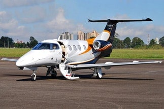 Embraer Phenom 100 - Private Jet Charter