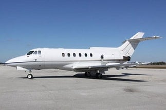 Hawker 600 - Private Jet Charter