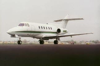 Hawker 700/750 - Private Jet Charter