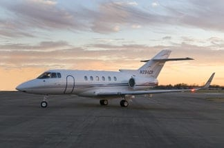 Hawker 800/800XP - Private Jet Charter