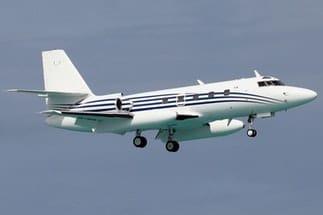 Jetstar 8 - Private Jet Charter