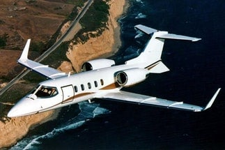Learjet 31 - Private Jet Charter