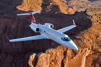 Learjet 45 / 45XR - Private Jet Charter