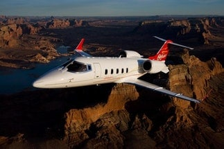Learjet 60 - Private Jet Charter
