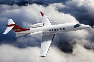 Learjet 75 - Private Jet Charter