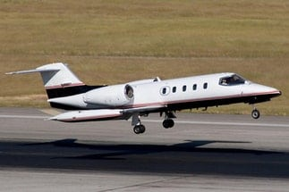 Learjet 35A - Private Jet Charter