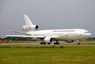 McDonnell Douglas DC10 - Private Jet Charter