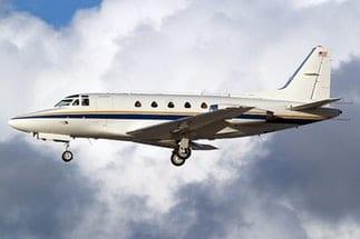 Sabreliner 75 - Private Jet Charter