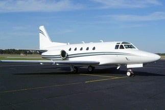 Sabreliner 60 / 65 - Private Jet Charter