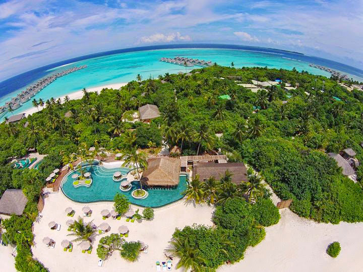 Explore Clear Blue Waters at Six Senses Laamu in Maldives